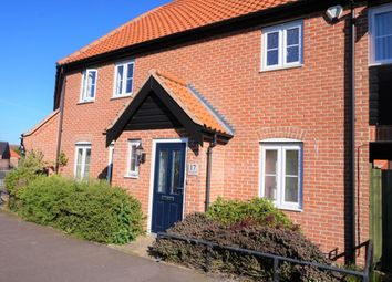 Thumbnail 4 bed terraced house for sale in Royal Sovereign Crescent, Bradwell, Great Yarmouth