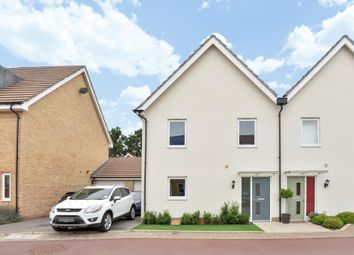 Thumbnail 3 bed semi-detached house for sale in Vickers Row, Bracknell