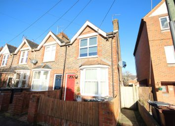 Thumbnail 2 bed terraced house for sale in Vernon Road, Uckfield