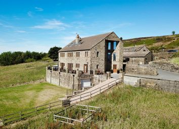 Thumbnail 5 bed semi-detached house for sale in Old South Barn, Blackmoor Road, Oxenhope