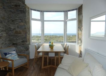 Thumbnail 2 bed flat for sale in Apt 3 Cadir Sunset Beach Apartments, Barmouth