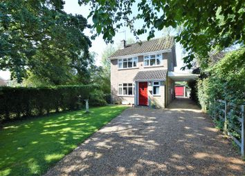 Thumbnail 3 bed detached house for sale in Colley Rise, Lyddington, Rutland