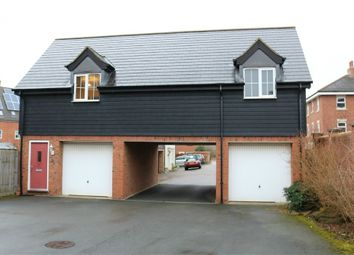 Thumbnail 2 bed flat for sale in Setts Green, Bourne, Lincs