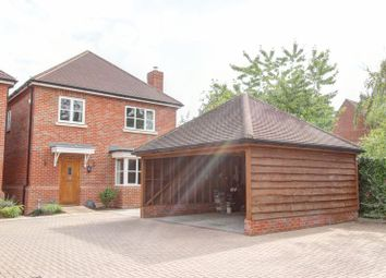 Thumbnail 4 bed detached house for sale in Spencer Gardens, North Baddesley, Hampshire