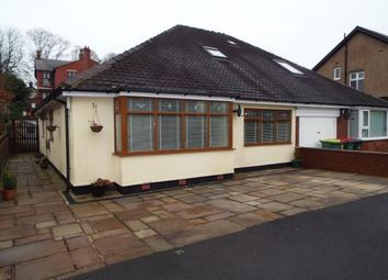 Thumbnail 5 bedroom bungalow for sale in Victoria Road, Fulwood, Preston, Lancashire