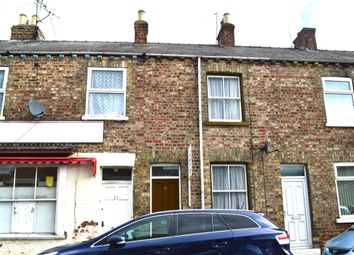 Thumbnail 2 bedroom terraced house to rent in Bromley Street, York