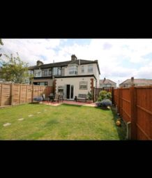 Thumbnail 1 bed flat to rent in Percival Gardens, London