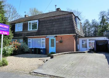 Thumbnail 3 bed semi-detached house for sale in Windsor Road, Chesham