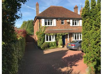 Thumbnail 4 bed detached house for sale in Witches Lane, Sevenoaks