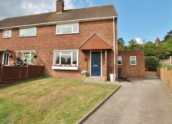 Thumbnail 3 bedroom semi-detached house for sale in Park Drive, Sunningdale, Berkshire