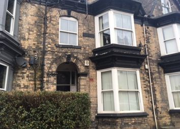 Thumbnail 1 bed flat to rent in Spring Bank, Hull, East Yorkshire