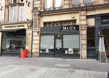 Thumbnail Retail premises to let in Grainger Street, Newcastle Upon Tyne