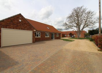 Thumbnail 5 bedroom detached house for sale in Main Street, Baston, Peterborough