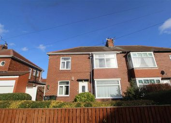Thumbnail 2 bed flat for sale in Holm Green, Whitley Bay