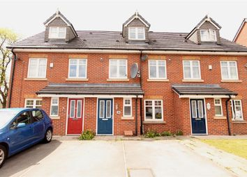 Thumbnail 4 bedroom town house for sale in Linnyshaw Close, Bolton, Lancashire
