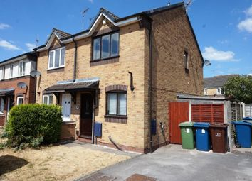 Thumbnail 2 bed semi-detached house for sale in Globe Avenue, Stafford