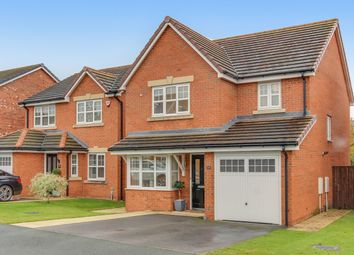 4 bed detached house for sale in Briarwood Road, Ewloe, Deeside CH5
