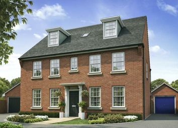 """Thumbnail 5 bed detached house for sale in """"Buckingham"""" at Rossway Drive, Bushey"""