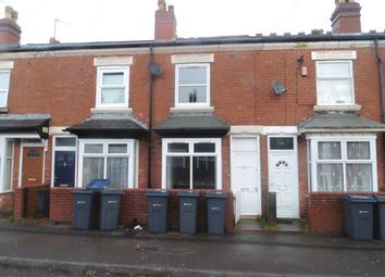 Thumbnail 2 bed terraced house for sale in 75 Preston Road, Hockley, Birmingham
