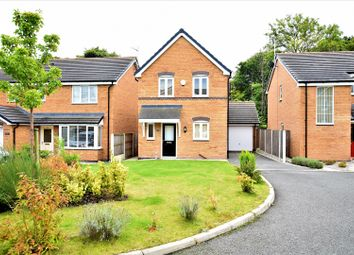 Thumbnail 3 bed detached house for sale in Celtic Road, Wrexham