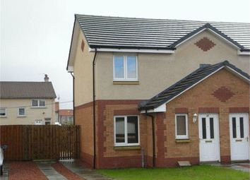 Thumbnail 2 bed semi-detached house for sale in Caledonian Road, Stevenston, North Ayrshire