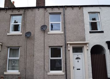 Thumbnail 2 bedroom terraced house to rent in Charles Street, Carlisle