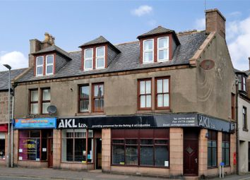 Thumbnail 3 bed flat to rent in 95C Longate, Peterhead