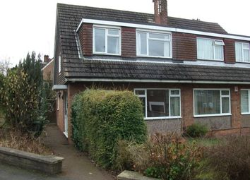 Thumbnail 3 bed semi-detached house to rent in Portreath Drive, Allestree, Derby