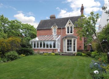 Thumbnail 6 bed detached house for sale in Lansdowne Crescent, Worcester