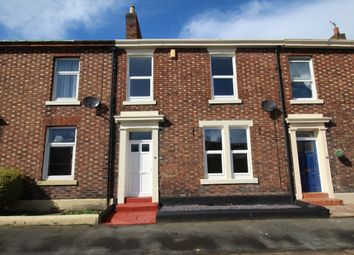 Thumbnail 3 bedroom terraced house to rent in Corporation Road, Carlisle