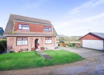 Thumbnail 4 bedroom detached house for sale in Rew Street, Gurnard, Cowes