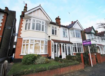 Thumbnail 3 bed flat for sale in Hereford Road, Wanstead