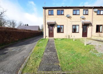 Thumbnail 2 bed town house for sale in The Parkway, Darley Dale, Matlock