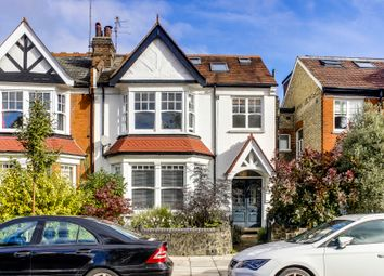 4 bed terraced house for sale in Farrer Road, London N8