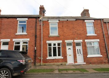 Thumbnail 3 bed terraced house to rent in Carville Terrace, Willington, Crook