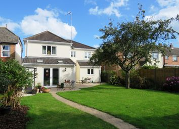 Thumbnail 4 bed detached house for sale in Ivor Road, Hamworthy, Poole