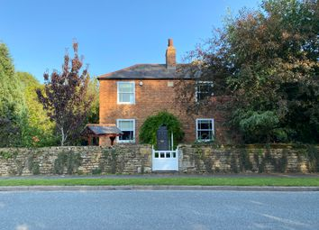Thumbnail 3 bed detached house for sale in High Street, Harlaxton, Grantham