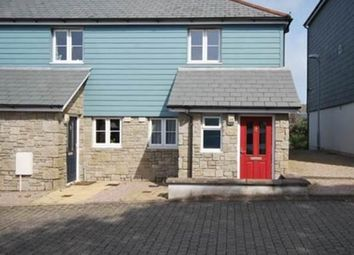 Thumbnail 3 bed end terrace house for sale in Whym Kibbal Court, Redruth