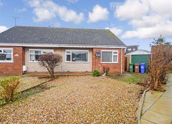 Thumbnail 2 bed semi-detached bungalow for sale in Elvaston Avenue, Hornsea