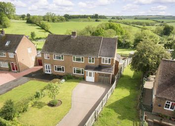 Thumbnail 4 bedroom semi-detached house to rent in Heyford Road, Steeple Aston, Bicester