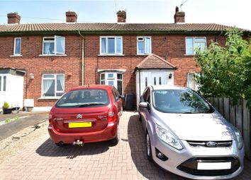 Thumbnail 2 bedroom terraced house for sale in Wellcome Avenue, Dartford, Kent