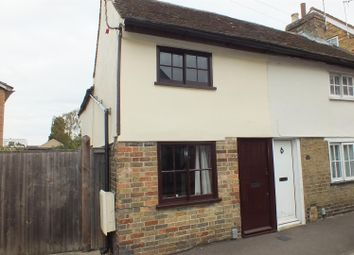 Thumbnail 2 bed semi-detached house for sale in Luke Street, Eynesbury, St. Neots