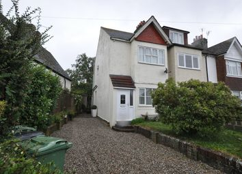 Thumbnail 3 bedroom end terrace house for sale in Turkey Road, Bexhill-On-Sea