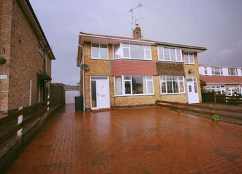 Thumbnail 3 bedroom semi-detached house for sale in River Close, Bedworth