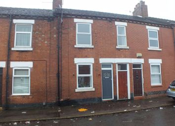 Thumbnail 3 bed terraced house to rent in Ancaster Street, Goldenhill, Stoke-On-Trent