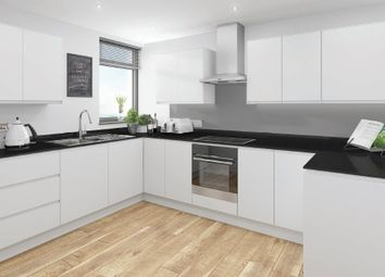 Thumbnail 1 bed flat for sale in Clements Lane, Ilford