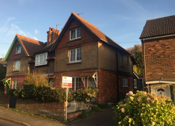 Thumbnail 3 bed end terrace house for sale in Denton Road, Newhaven