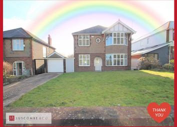 Thumbnail 3 bed detached house to rent in Christchurch Road, Newport, Gwent