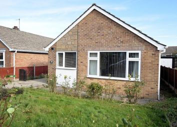 Thumbnail 2 bed detached bungalow for sale in Sea View Crescent, Scarborough, North Yorkshire