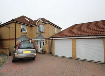 Thumbnail 5 bed detached house for sale in Packington Close, Shaw, Swindon